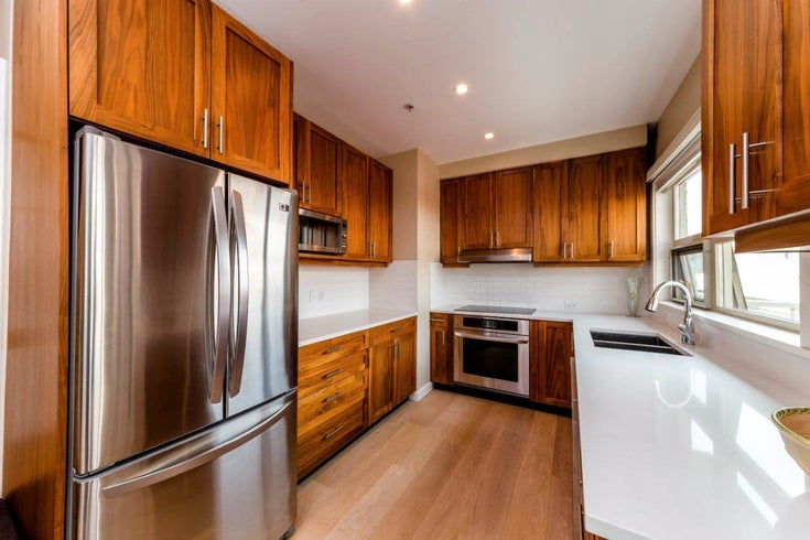 PH2 1033 ST. GEORGES AVENUE - Central Lonsdale Apartment/Condo for sale, 2 Bedrooms (R2299075)