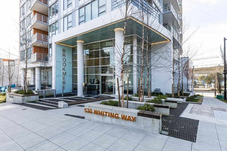 2205 530 WHITING WAY - Coquitlam West Apartment/Condo for sale, 1 Bedroom (R2438592)
