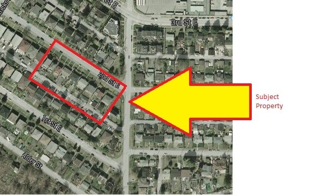 #443 - 469 East 2nd Street, North Vancouver - Lower Lonsdale Land for sale