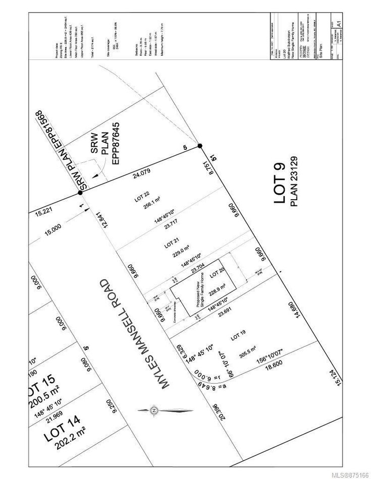 3464 Myles Mansell Rd - La Walfred Land for sale(875166)
