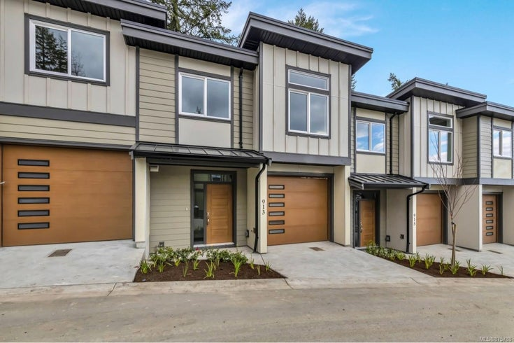 933 Echo Valley Pl - La Bear Mountain Row/Townhouse for sale, 3 Bedrooms (875788)