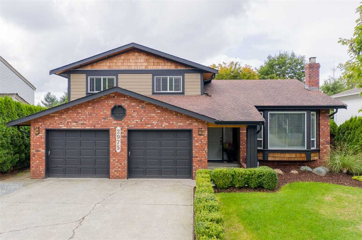 2975 GLENSHIEL DRIVE - Abbotsford East House/Single Family for sale, 3 Bedrooms (R2406215)