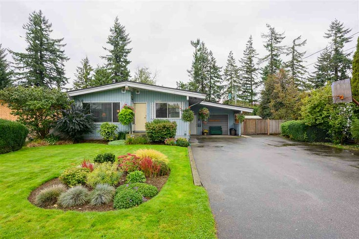 32076 JOYCE AVENUE - Abbotsford West House/Single Family for sale, 4 Bedrooms (R2417527)