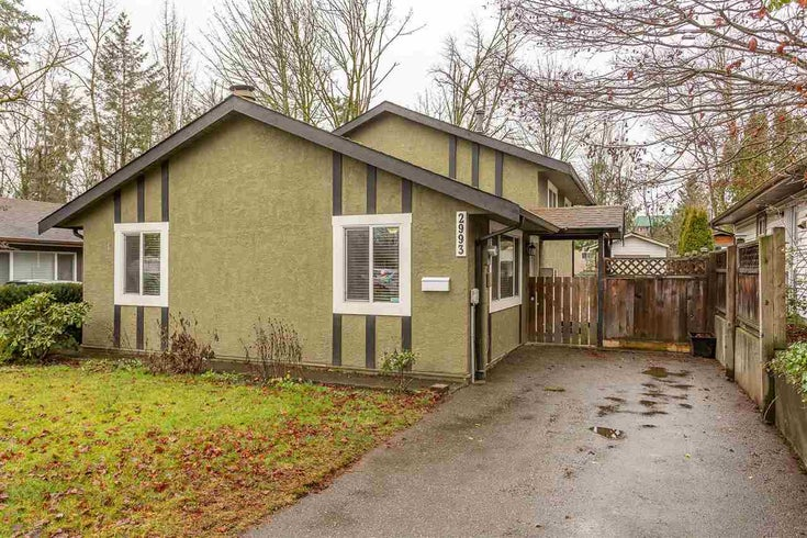 2993 ORIOLE CRESCENT - Abbotsford West House/Single Family for sale, 4 Bedrooms (R2426879)
