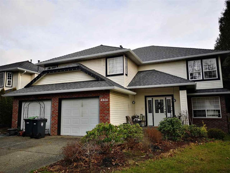 4466 BENZ CRESCENT - Murrayville House/Single Family for sale, 5 Bedrooms (R2428881)