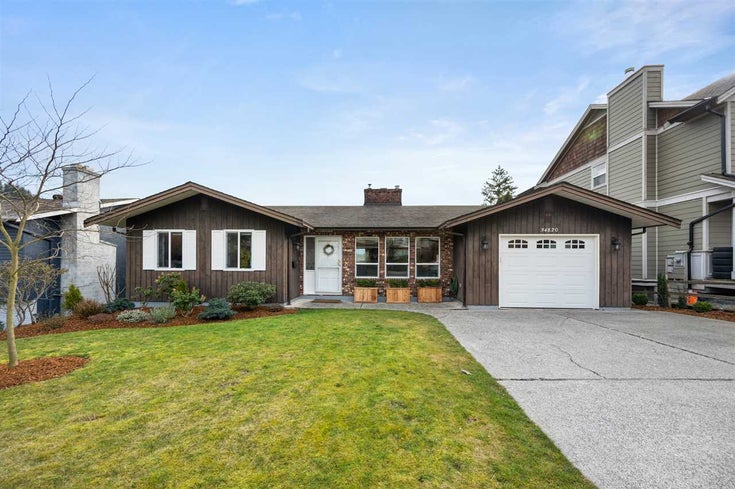 34820 MCLEOD AVENUE - Abbotsford East House/Single Family for sale, 3 Bedrooms (R2545705)
