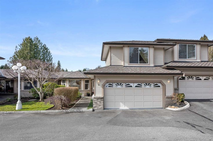 3 11438 BEST STREET - Southwest Maple Ridge Townhouse for sale, 2 Bedrooms (R2551607)