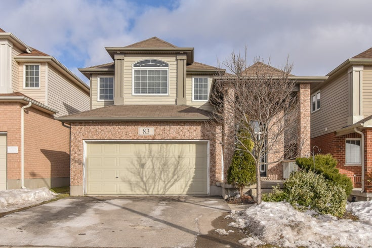 83 Townsend Drive - Breslau HOUSE for sale, 3 Bedrooms (40074831)