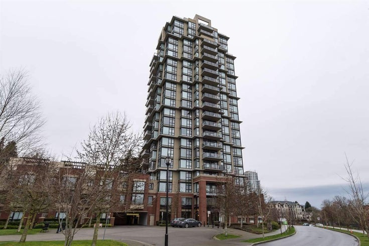 502 15 E ROYAL AVENUE - Fraserview NW Apartment/Condo for sale, 2 Bedrooms (R2051063)