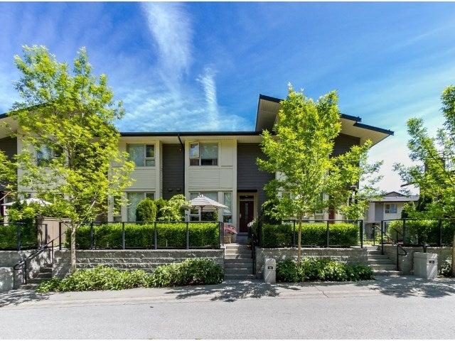 56 9229 UNIVERSITY CRESCENT - Simon Fraser Univer. Townhouse for sale, 2 Bedrooms (R2067028)