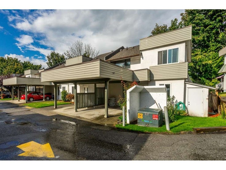 45 2830 W BOURQUIN CRESCENT - Central Abbotsford Townhouse for sale, 3 Bedrooms (R2406149)