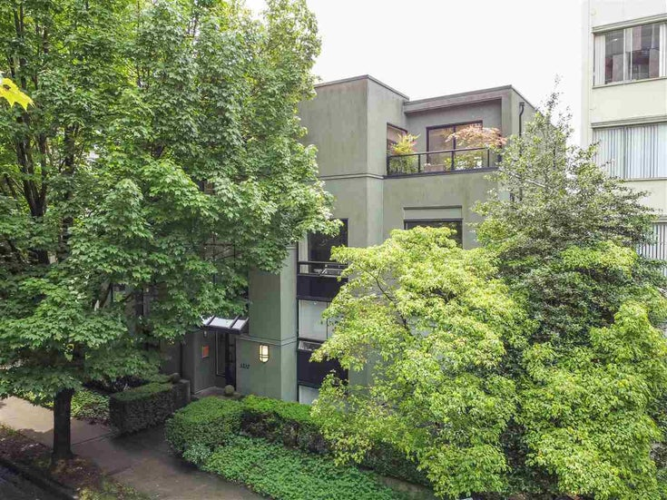 205 1232 HARWOOD STREET - West End VW Apartment/Condo for sale, 2 Bedrooms (R2607373)