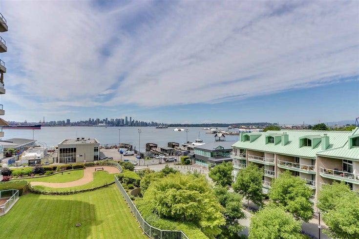 401 168 Chadwick Court - Lower Lonsdale Apartment/Condo for sale, 2 Bedrooms (R2587742)