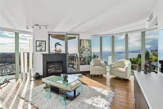 1304 1000 BEACH AVENUE - Yaletown Apartment/Condo for sale, 2 Bedrooms (R2504287)