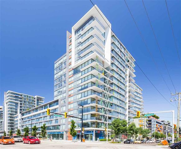 1406 1783 MANITOBA STREET - False Creek Apartment/Condo for sale, 1 Bedroom (R2457734)