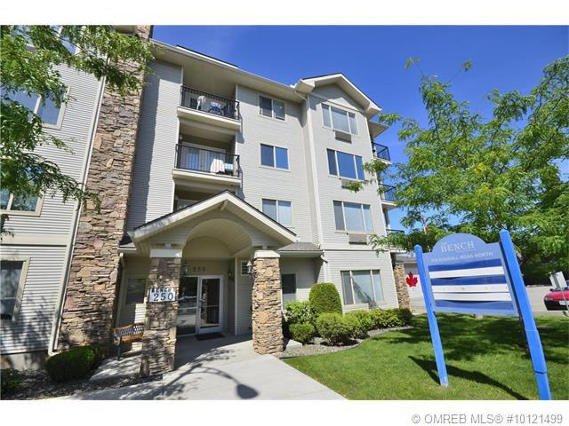 105 - 250 Dougall Road  - Kelowna Apartment for sale, 2 Bedrooms (10121499)