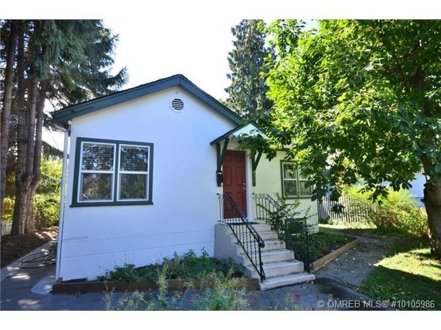 859 Stockwell Avenue - Kelowna Single Family for sale, 2 Bedrooms (10105986)