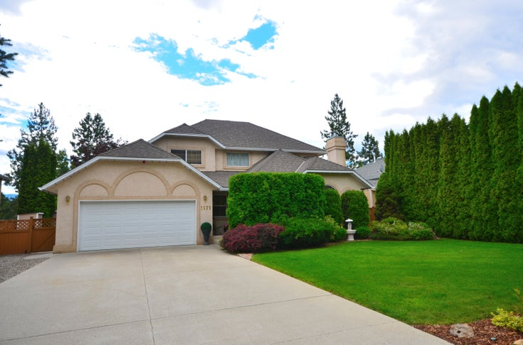 1171 Caledonia Way - West Kelowna Single Family for sale, 3 Bedrooms (10181103)
