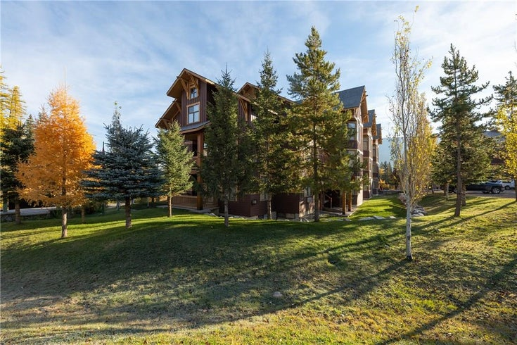 #516 4559 TIMBERLINE Crescent - Fernie Apartment for sale, 2 Bedrooms (2433074)