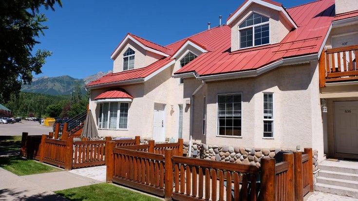 638 - 600 RIVERSIDE WAY - Fernie Apartment for sale, 2 Bedrooms (2453547)