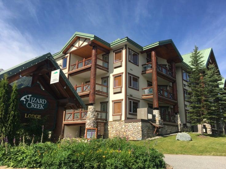 #2220 5350 Highline Drive, Fernie, BC, V0B 1M6 - Fernie APTU for sale, 1 Bedroom (2432504)