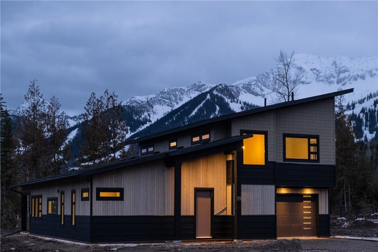 19 SINGLE TRACK Way - Fernie House for sale, 4 Bedrooms (2436722)