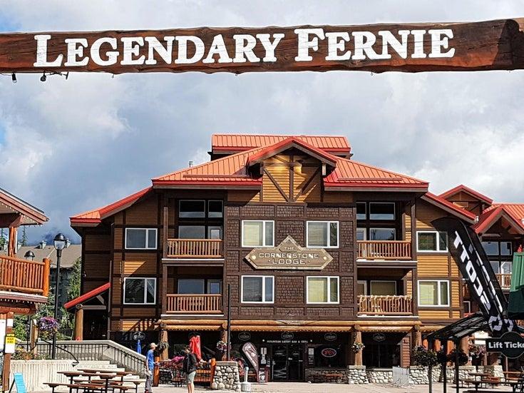 211 - 5343 FERNIE SKI HILL ROAD - Fernie Apartment for sale, 2 Bedrooms (2452068)