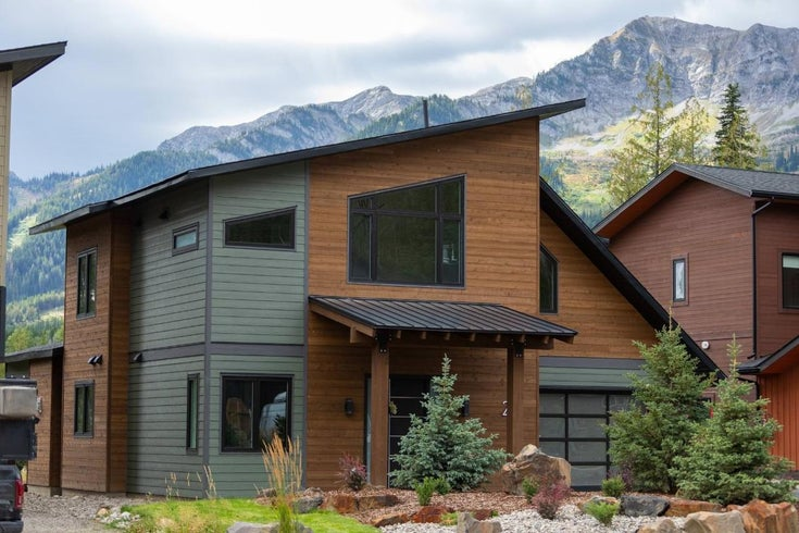 20 SINGLE TRACK WAY - Fernie for sale, 3 Bedrooms (2455352)