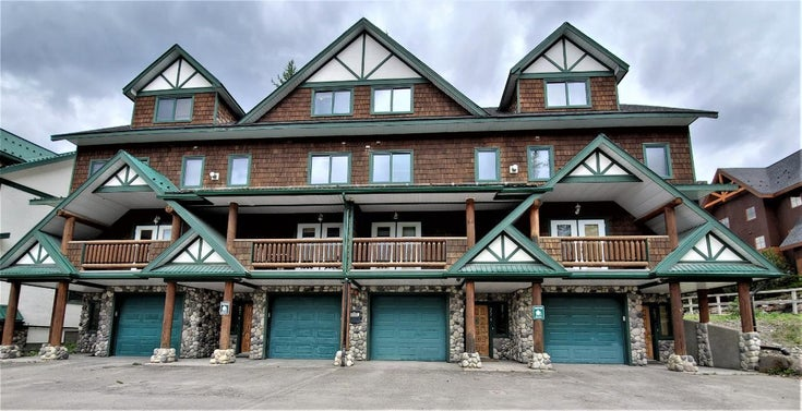 21 - 5388 HIGHLINE DRIVE - Fernie Row / Townhouse for sale, 3 Bedrooms (2458676)