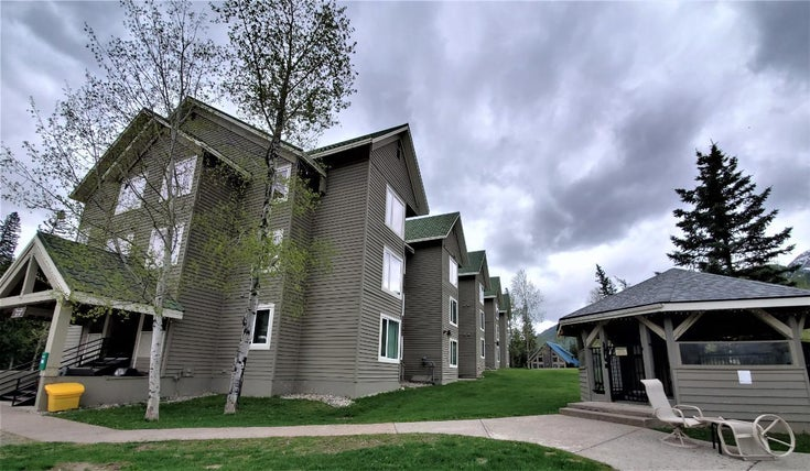 111 - 4559 TIMBERLINE CRESCENT - Fernie Apartment for sale, 1 Bedroom (2458716)
