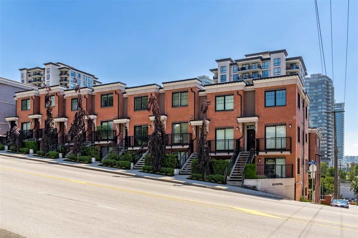27 838 ROYAL AVENUE - Downtown NW Townhouse for sale, 1 Bedroom (R2408231)