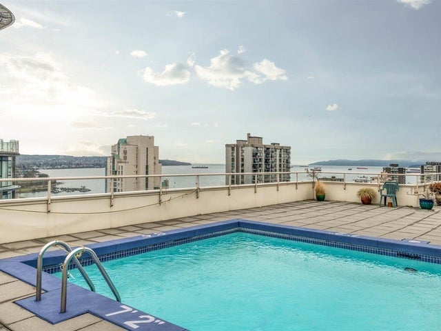 #804 - 1250 Burnaby St. - West End VW Apartment/Condo for sale(#804 - 1250 Burnaby St.)