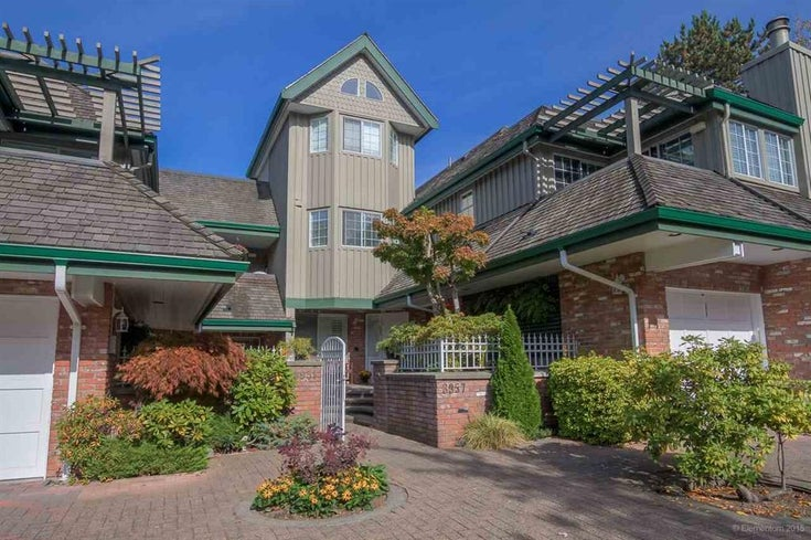 3957 Creekside Pl. - Burnaby Hospital Townhouse for sale, 2 Bedrooms