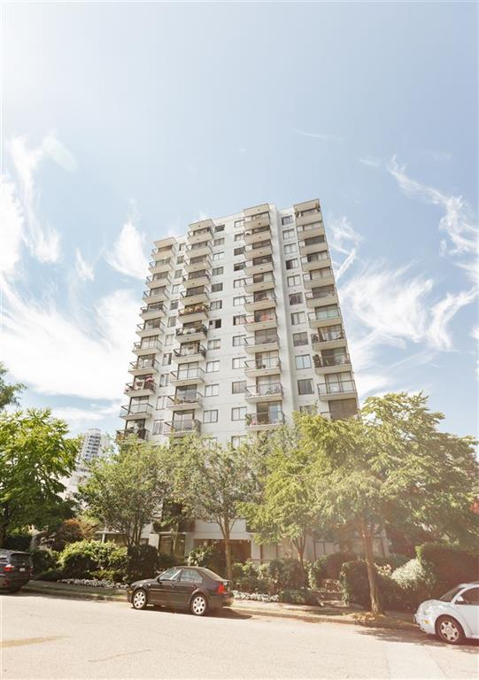 #1006 - 1146 Harwood St., Vancouver - West End VW Apartment/Condo for sale, 1 Bedroom (#1006 - 1146 Harwood St., Vancouver)