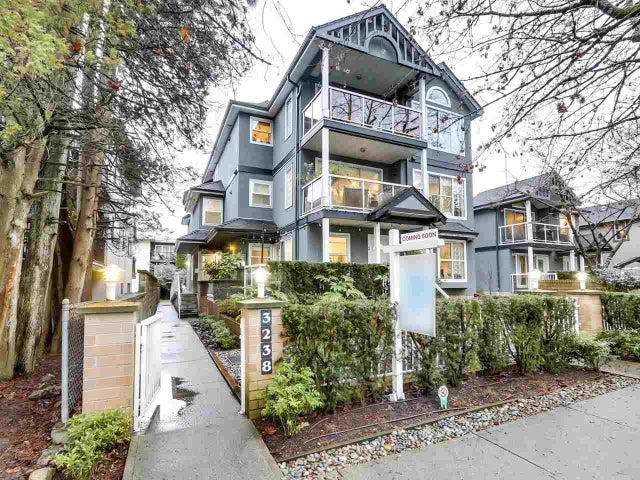 2 3238 QUEBEC STREET - Main Apartment/Condo for sale, 3 Bedrooms (R2535075)