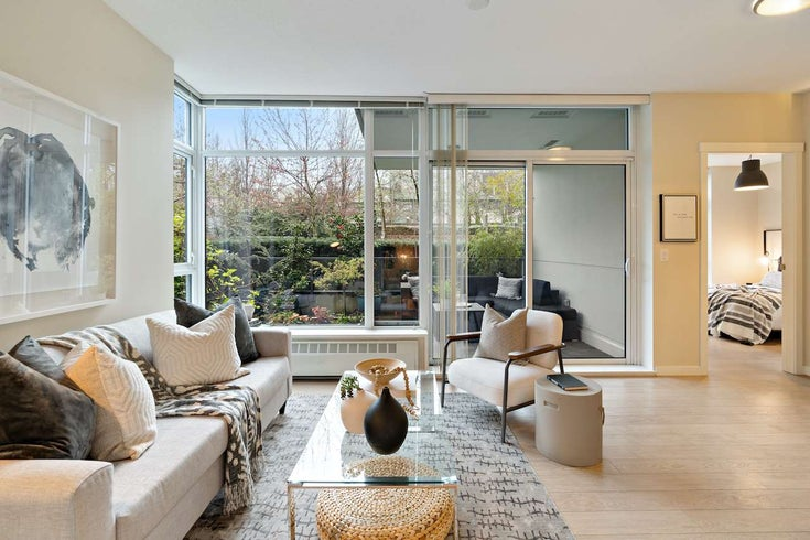 101 135 W 2ND STREET - Lower Lonsdale Apartment/Condo for sale, 2 Bedrooms (R2566309)