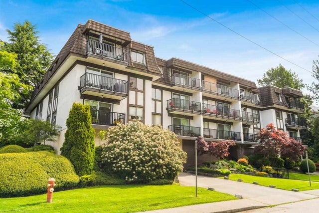 202 270 W 1ST STREET - Lower Lonsdale Apartment/Condo for sale, 2 Bedrooms (R2578789)