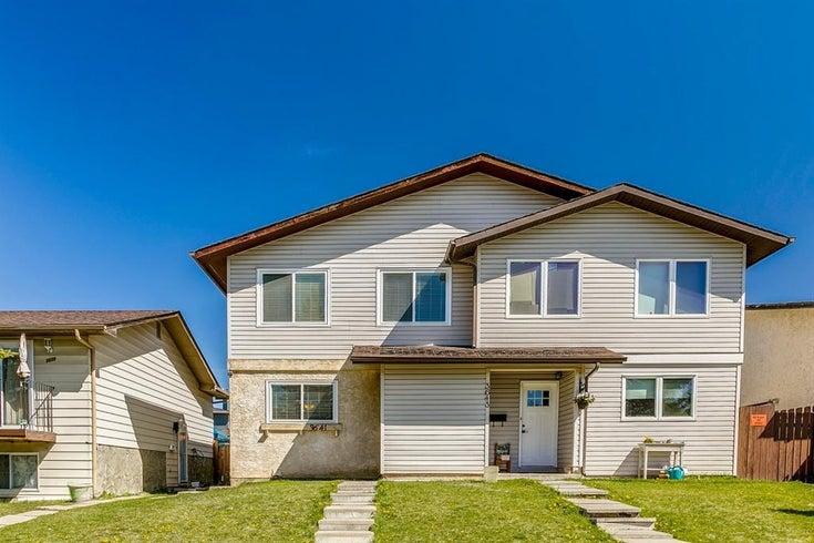 3641 Cedarille Drive SW - Cedarbrae Semi Detached for sale, 4 Bedrooms (A1108085)
