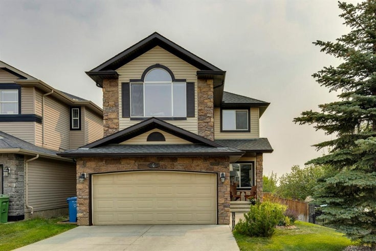 4 Kincora Grove NW - Kincora Detached for sale, 3 Bedrooms (A1136056)