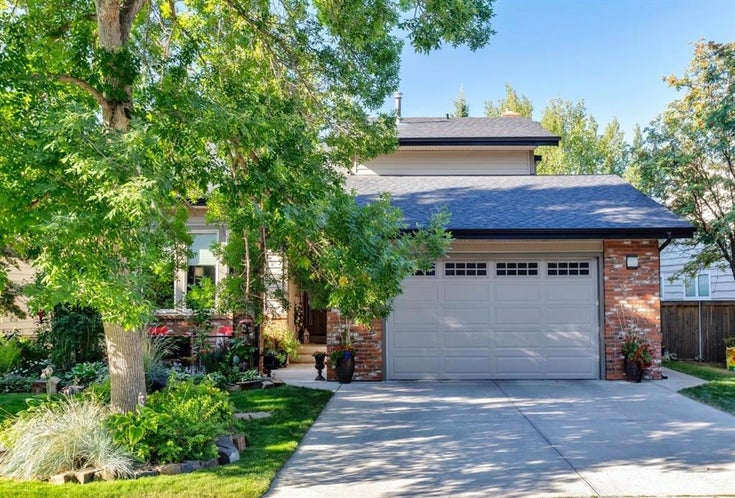 851 Edgemont Road NW - Edgemont Detached for sale, 4 Bedrooms (A1138638)
