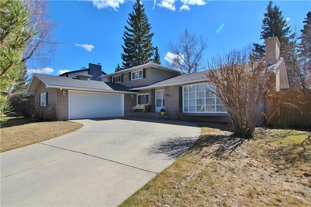 603 WILLOW BROOK DR SE - Willow Park Detached for sale, 5 Bedrooms (C4228729)