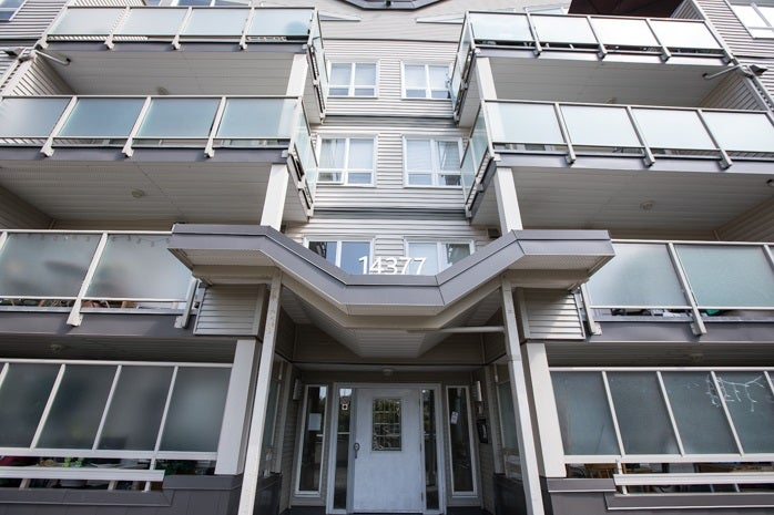 304 14377 103 AVENUE - Whalley Apartment/Condo for sale, 2 Bedrooms (R2183992)