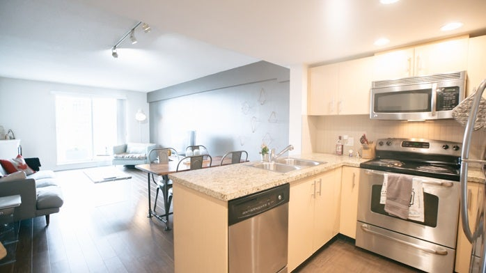 606 200 KEARY STREET - Sapperton Apartment/Condo for sale, 2 Bedrooms (R2251741)