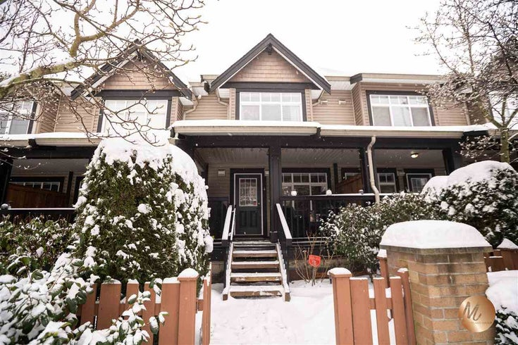 4 19448 68 AVENUE - Clayton Townhouse for sale, 2 Bedrooms (R2429886)