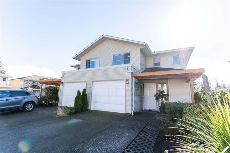 58 16016 82 AVENUE - Fleetwood Tynehead Townhouse for sale, 3 Bedrooms (R2547516)