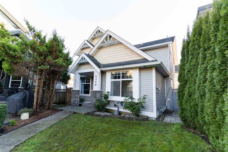 6328 167B STREET - Cloverdale BC House/Single Family for sale, 6 Bedrooms (R2549252)
