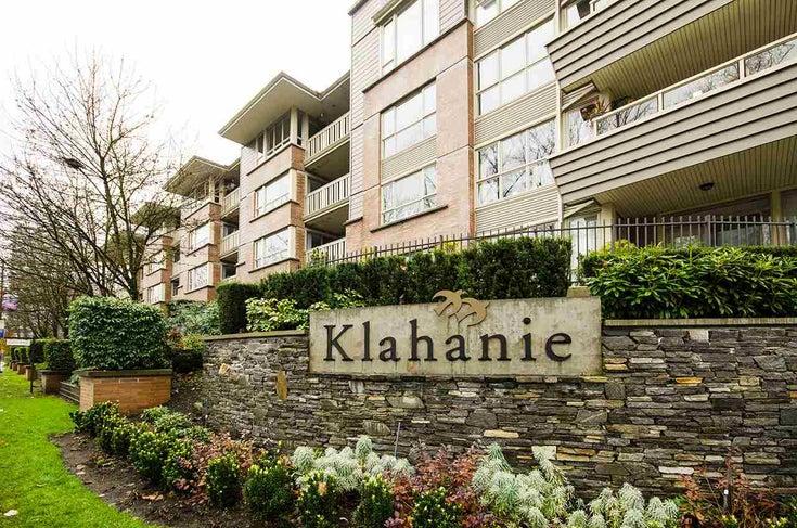 407 - 801 Klahanie Drive, Port Moody - Port Moody Centre Apartment/Condo for sale, 2 Bedrooms (R2419189)