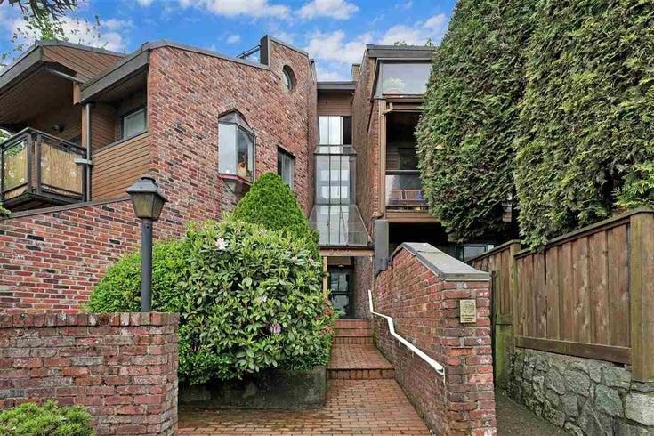 PH4 - 2410 Cornwall Ave, Vancouver - Kitsilano Apartment/Condo for sale, 2 Bedrooms (R2465587)
