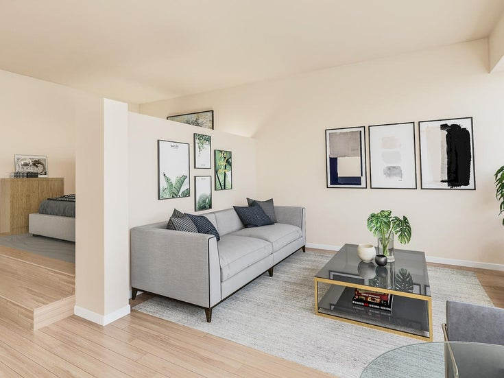 404 - 1333 W Georgia Street, Vancouver - Coal Harbour Apartment/Condo for sale, 1 Bedroom (R2545049)