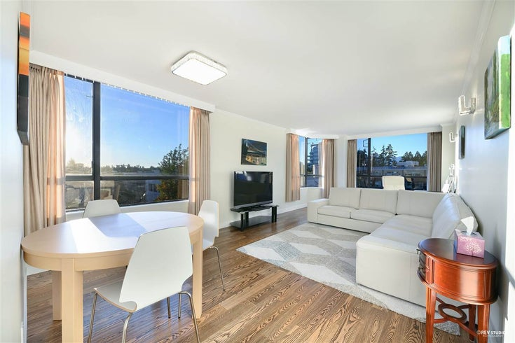 404 - 2189 W 42nd Ave, Vancouver - Kerrisdale Apartment/Condo for sale, 1 Bedroom (R2494656)